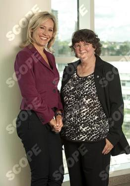 SOPHIE RAWORTH AND TRISH NORMAN - 2011