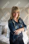 LUCY ALEXANDER AT HOME IN SURREY