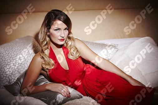 TOWIE STAR SAM FAIERS - 2013